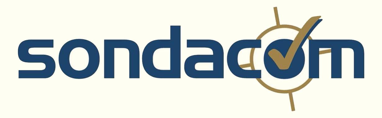 Logo Sondacom couleur