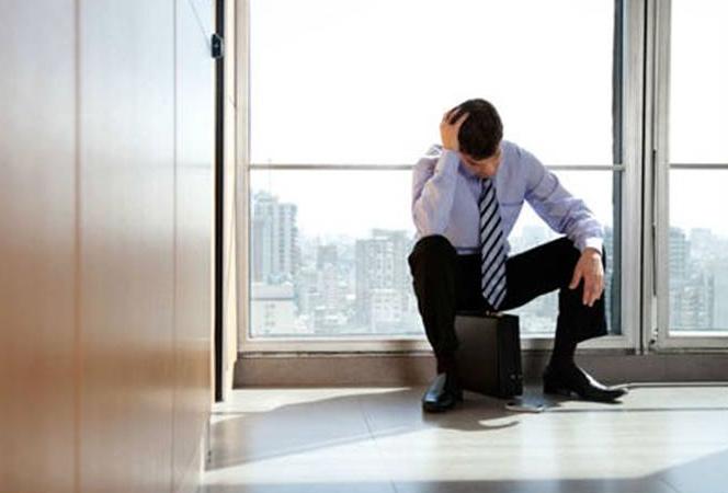 entrepreneur en détresse
